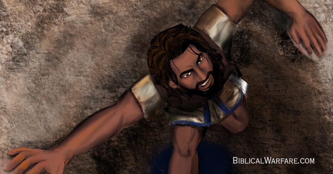 Joab in the Capture of Jerusalem - City of David